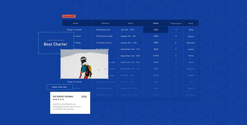 Crie Aplicações Web Avançadas com Corvid by Wix