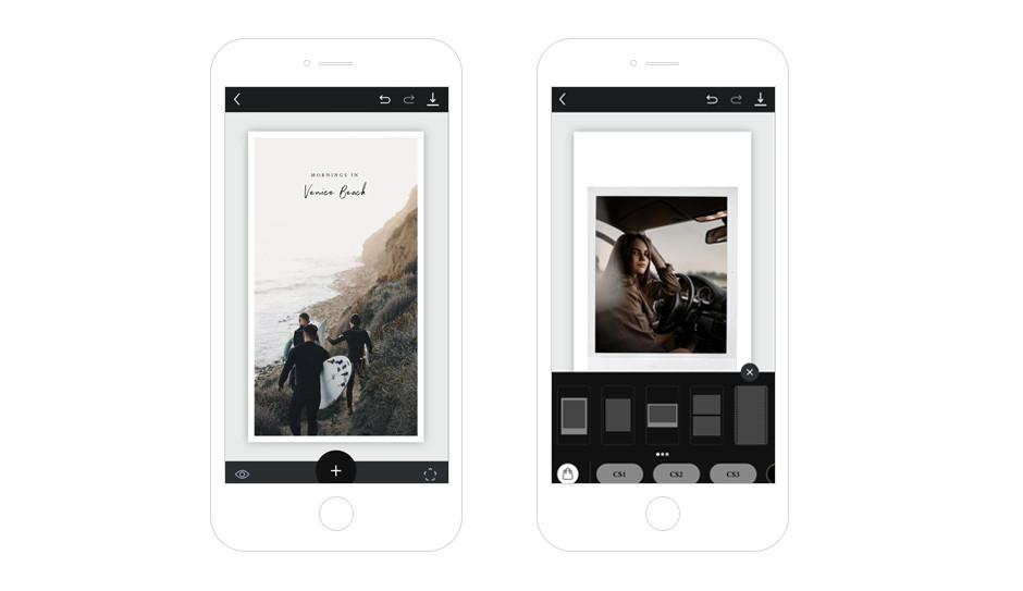 Melhores Aplicativos para Instagram para Sua Marca: Unfold