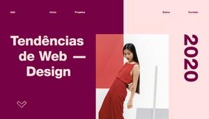 As 10 Principais Tendências do Web Design para 2020