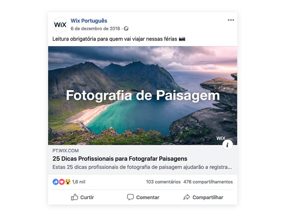 Como Promover seu Blog no Facebook
