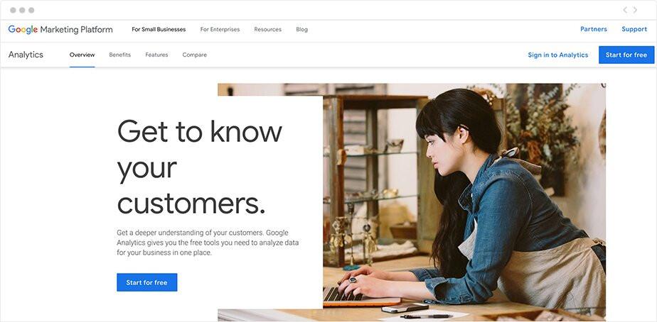 Integrações de Marketing para Sites Wix: Google Analytics