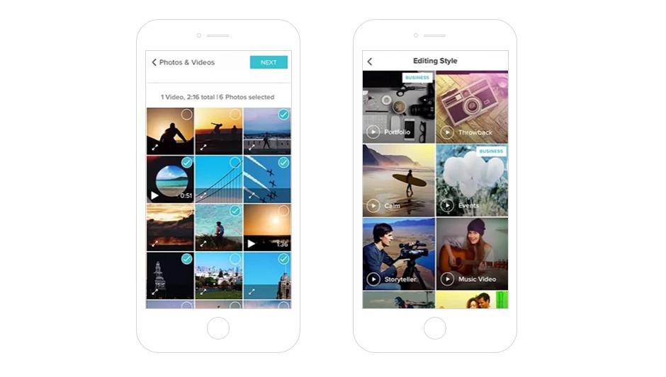 Melhores Aplicativos para Instagram para Sua Marca: Magisto