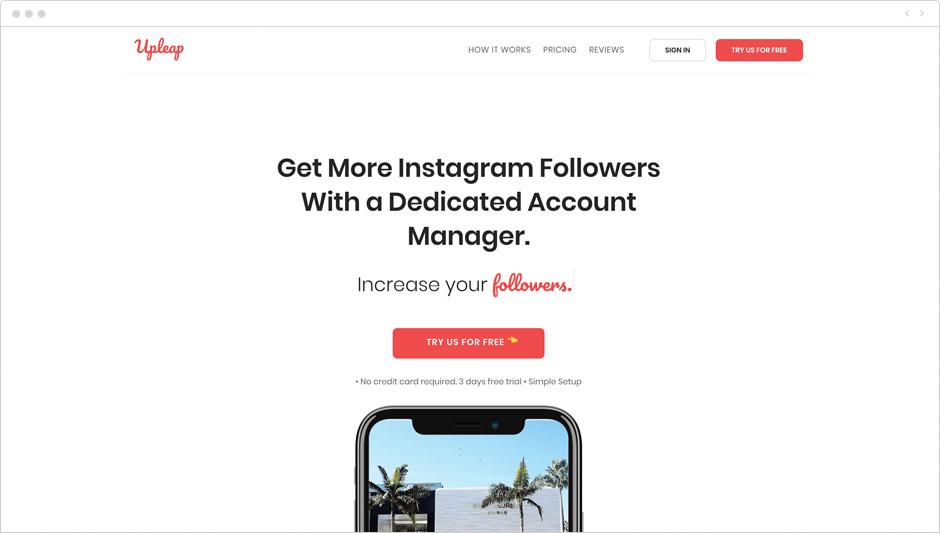 Melhores Aplicativos para Instagram para Sua Marca: Unleap