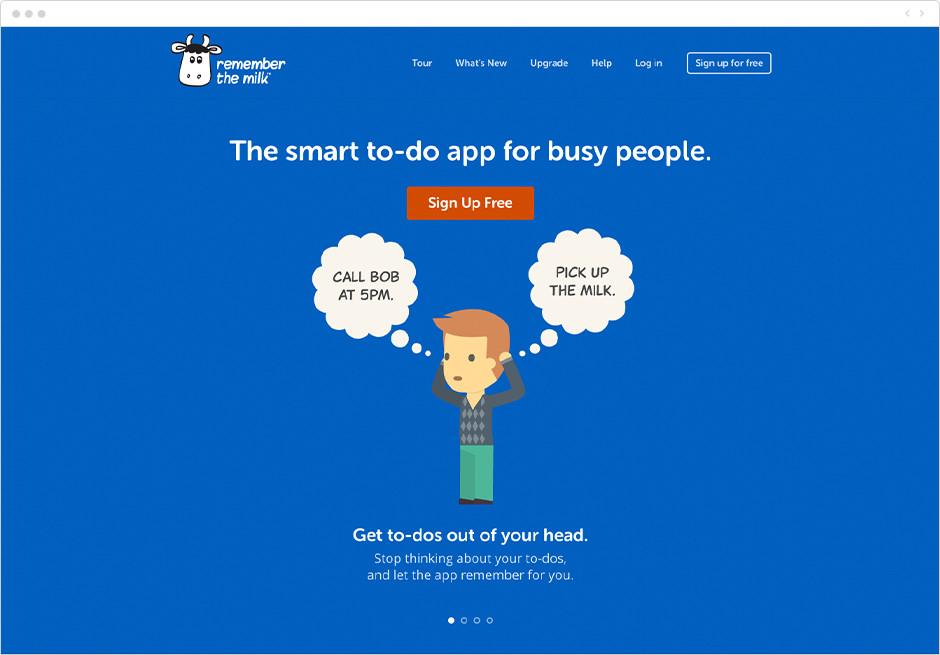 Apps para Gestão de Tempo no Trabalho: Remember the Milk
