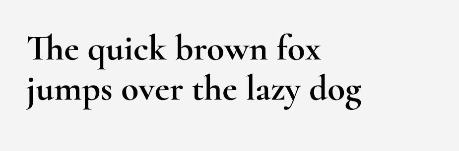As Melhores Fontes para Logos: Cormorant