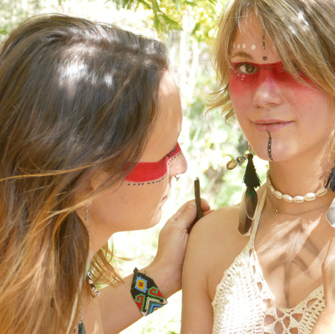 Healing Make up ardeche yoga tribu.JPG