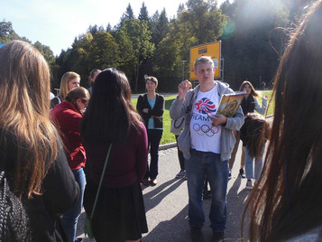 History Students Explore the Obersalzberg to Enhance Learning