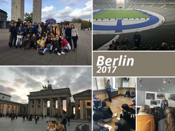 Berlin Excursion 2017