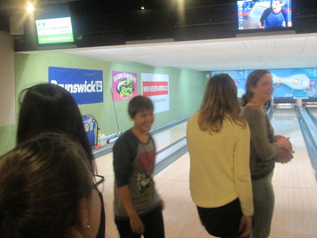Level 3 Class Dinner and Bowling
