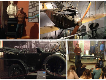 History Excursion to Vienna - Origins of World War 1