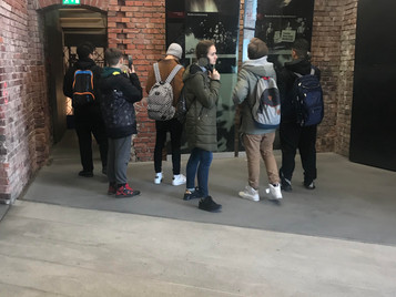 Nuremberg 2018 Excursion for History Students