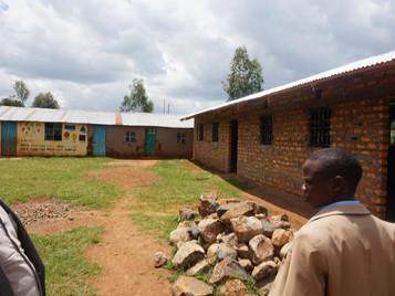 Townshend NGO Supports School in Kenya