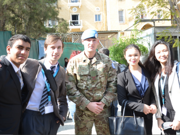 Cyprus MUN Conference and Peacekeeping Mission