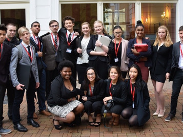 Model United Nations Trip 2016