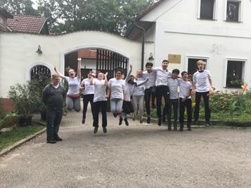 Level IV Camp 2017