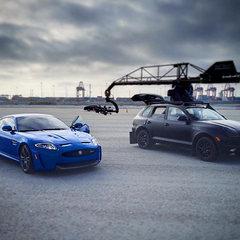 A snapshot from a Jaguar shoot in Long B