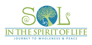 In The Spirit Of Life Logo, Andrea Rudolph Couselor