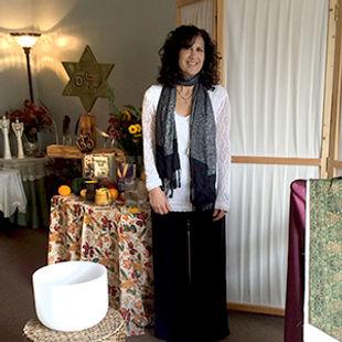 Andrea Rudolph, Interfaith Minister, Spiritual Services