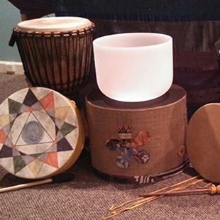 Instruments, Healing Event, Andrea Rudolph