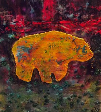 Girdwood Forest Fair Bear