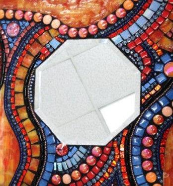Mosaic Art  MIRROR!  Saturday Sep 25