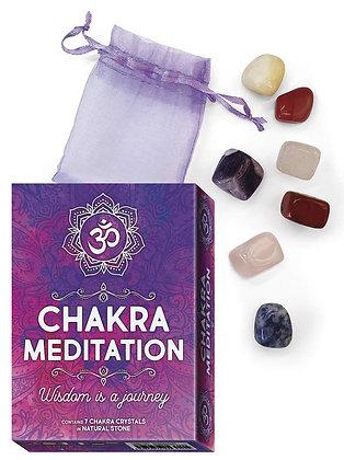 Chakra Meditation + Oracle Deck