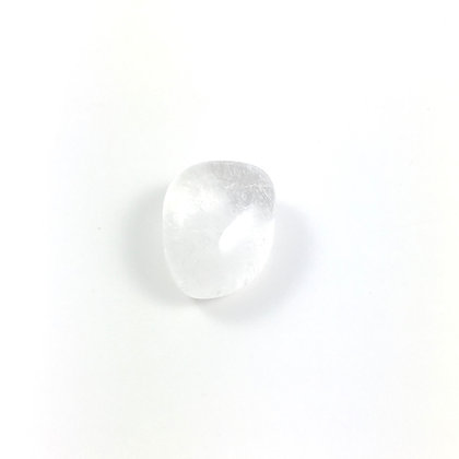 Clear Quartz Tumble | Strength Within