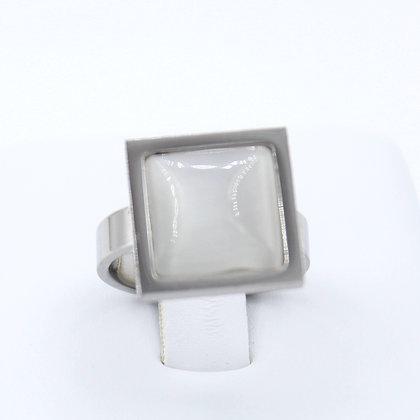 Moonstone Ring silver