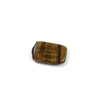 Tiger Eye Tumble | Strength Within
