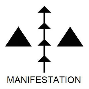 MANIFESTATION   STRENGTH WITIHIN