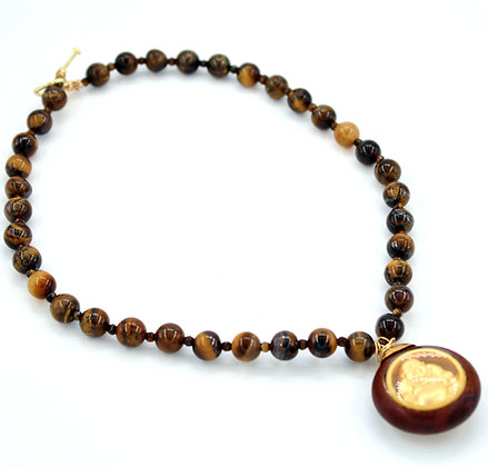 Grounded Integrity Necklace
