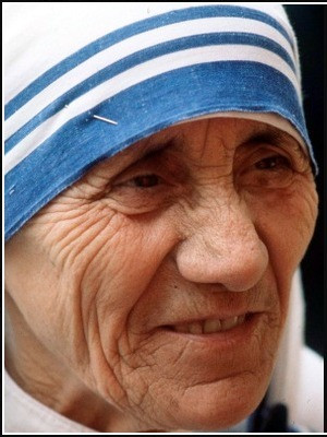Strength Within, Mother Teresa