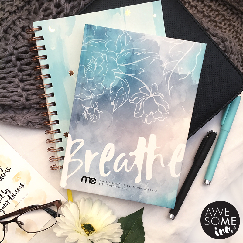 Breathe - Wellness journal