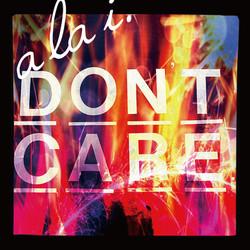 "a la i. ""I Don't Care"""