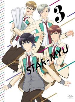DVD/Blu-Ray 『スタミュ3』第3巻