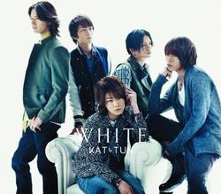 """KAT-TUN """"WHITE"""""""