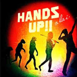 """a la i. """"Hands Up e.p."""""""