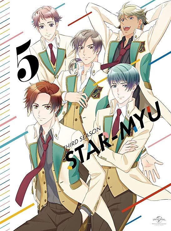 DVD/Blu-Ray 『スタミュ3』第5巻