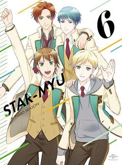 DVD/Blu-Ray 『スタミュ3』第6巻