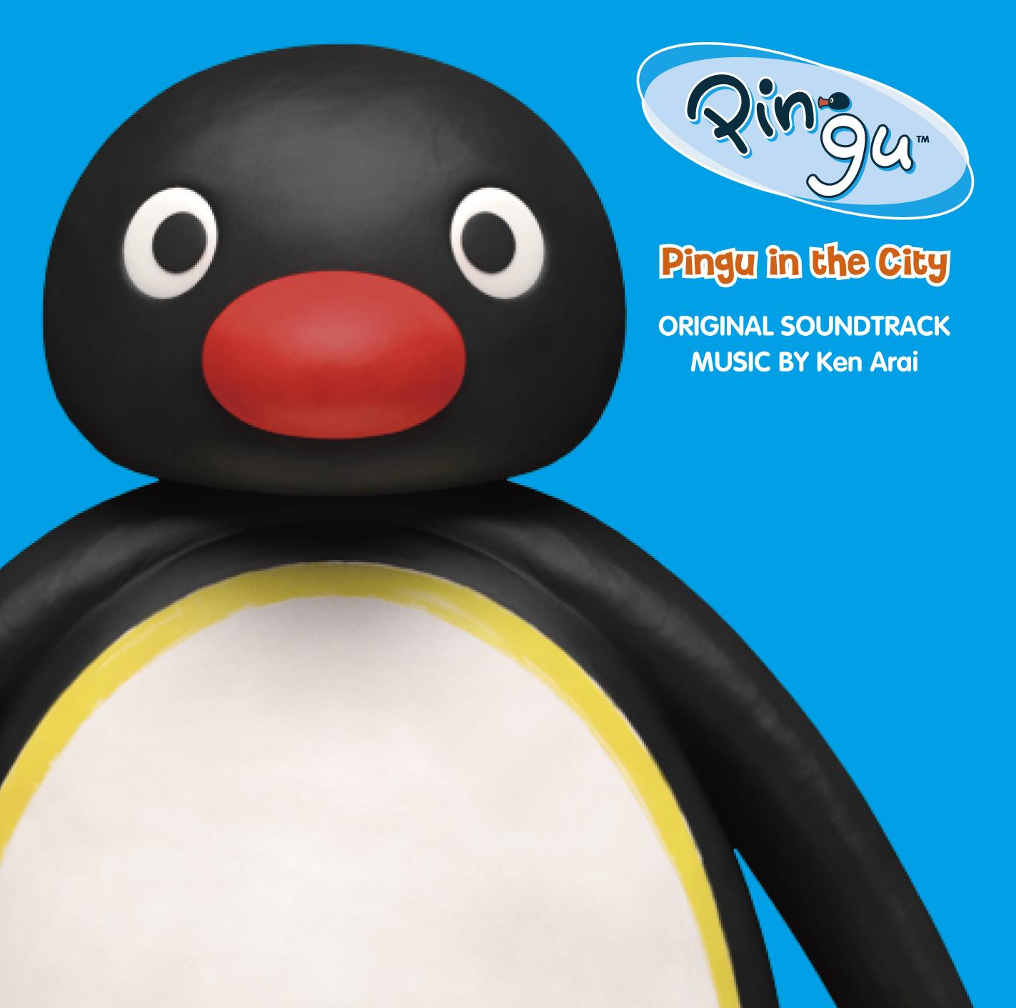 """Ken Arai """"Pingu in the City"""" OST"""