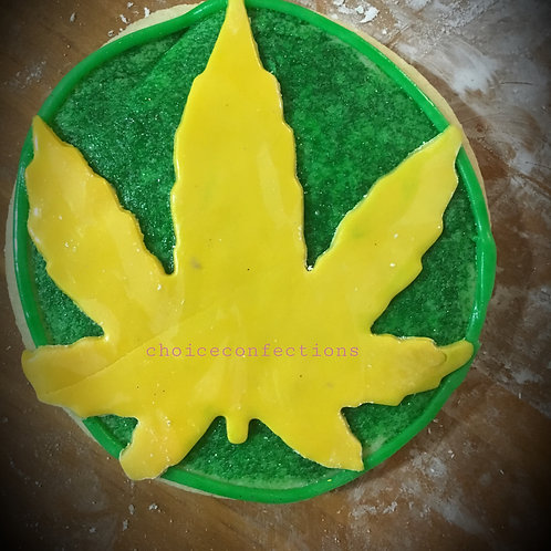 (non-weed) Weed cookies