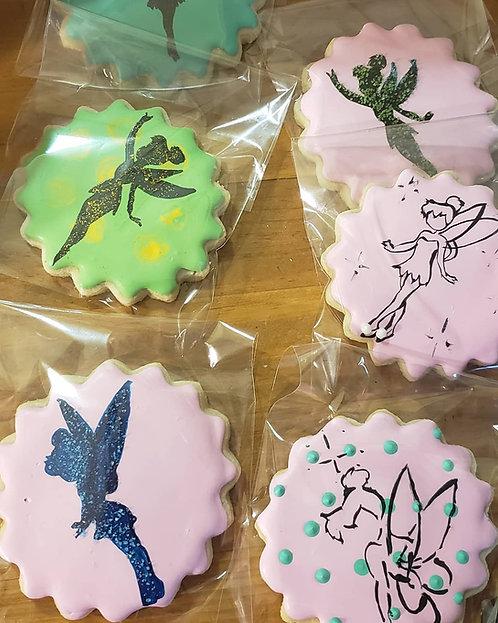 Tink Fairy Cookies