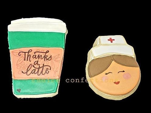 Nurse Appreciation Cookies