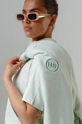 H.S Mint Choc Chip Organic Cotton Sweater