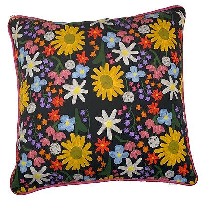 H.S x KMG 'Floral Fiasco' Large Cushion