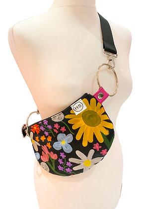 H.S x KMG 'Floral Fiasco' Shoulder Bag