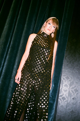 H.S 'Jan' Disco Dress