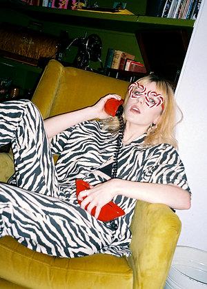H.S Ecru Tiger Print Overshirt