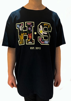 H.S Mini black T-Shirt