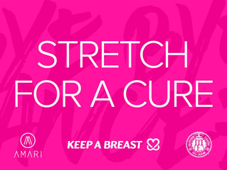 Stretch For A Cure